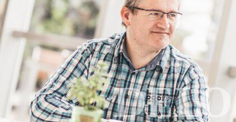 Aleš Ernst: Ustvarjamo negativen stres in si zmanjšujemo kakovost življenja