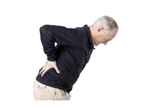 Boleč hrbet