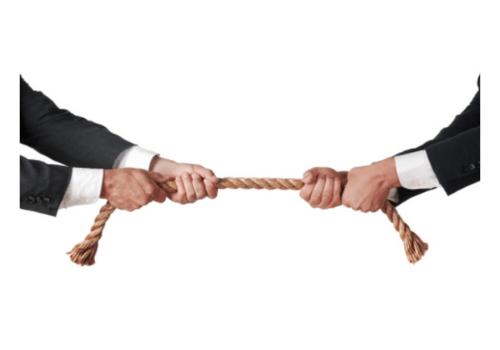 Gibanje temelji na sodelovanju