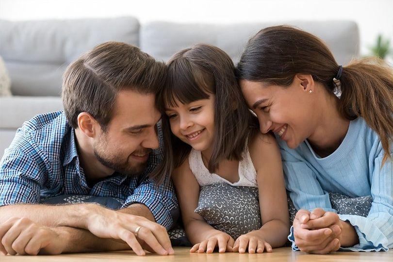 Citat: Če otroci doživljajo sprejemanje, se naučijo ljubiti